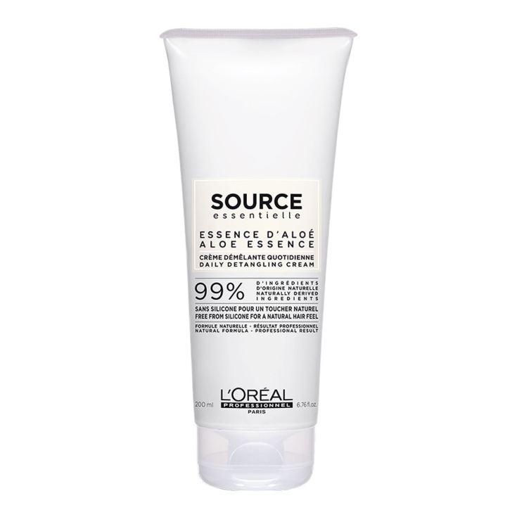l'oréal professionnel source essentielle daily detangling cream crema acondicionadora cabello normal/fino
