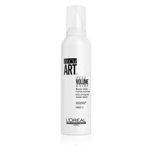 l'oréal professionnel tecni.art full volume extraespuma fijadora volumen extra 250ml