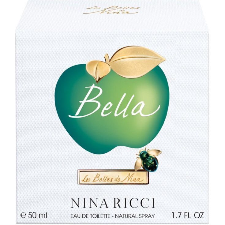 nina ricci bella eau de toilette