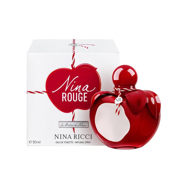 Nina Ricci Nina Rouge Eau de Toilette