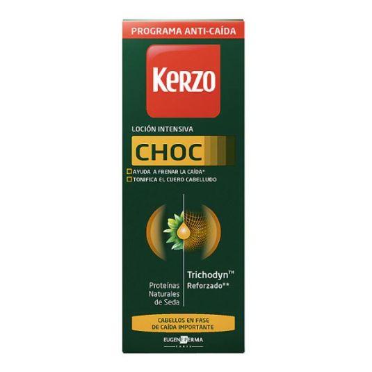 kerzo choc locion capilar anti-caida para hombre 150ml