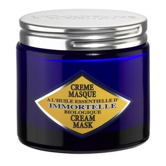l'occitane immortelle harvest cream mascarilla 125ml