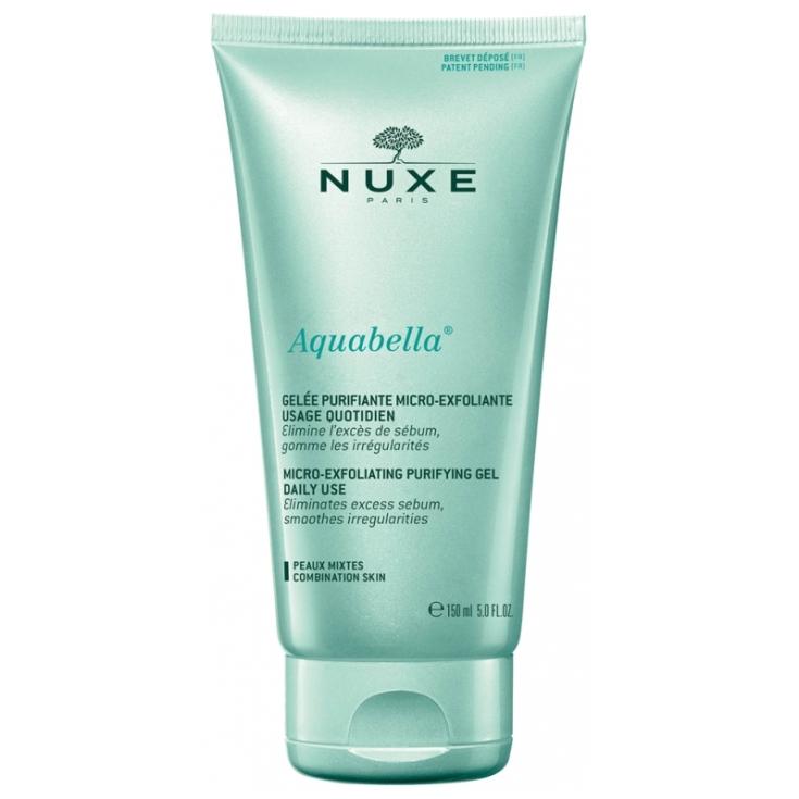 nuxe aquabella gel purificador micro-exfoliante 150ml