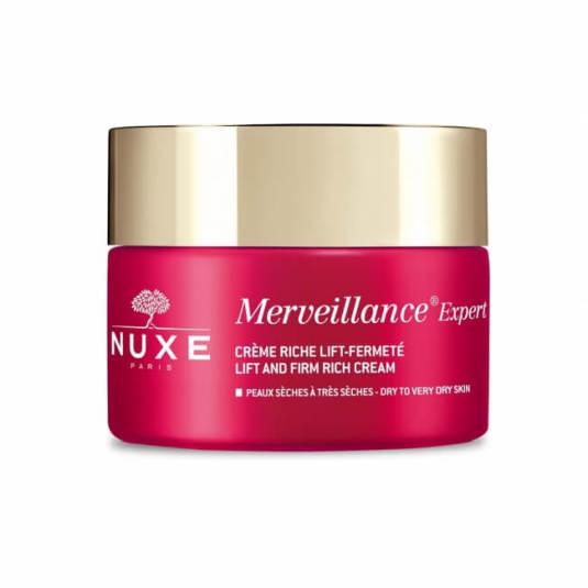 nuxe merveillance expert lift&firmeza crema rica 50ml