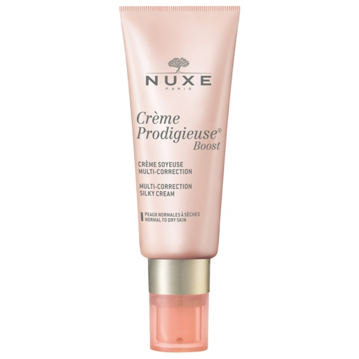 nuxe creme prodigieuse boost crema sedosa multi-correccion 40ml