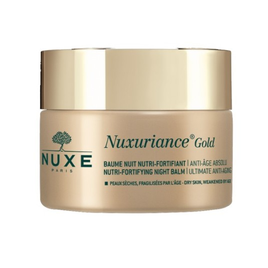 nuxe nuxuriance gold balsamo noche fortificante 50ml