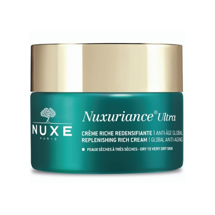 nuxe nuxuriance ultra crema rica redensificante antiedad dia 50ml