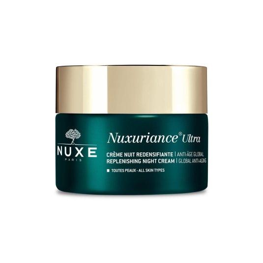 nuxe nuxuriance ultra crema rica redensificante antiedad noche 50ml