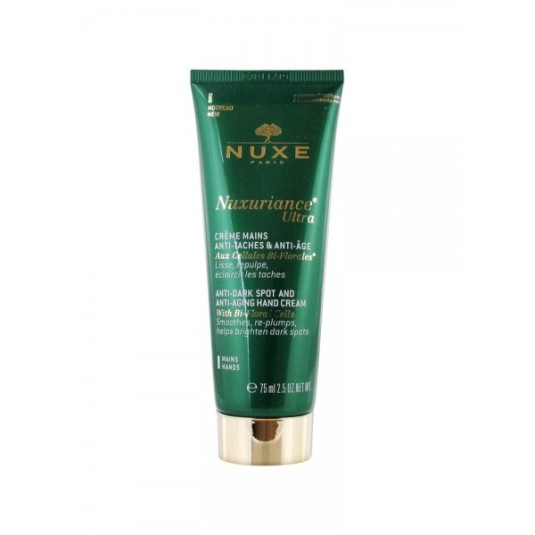 nuxe nuxuriance ultra crema de manos antimanchas 75ml
