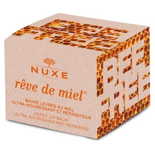 nuxe rêve de miel balsamo de labios bee free edicion limitada 15g