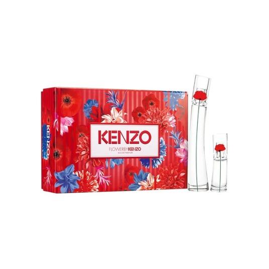 flower by kenzo eau de parfum cofre regalo 2 piezas