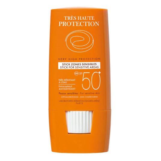 avene protector solar spf50+ zonas sensibles stick
