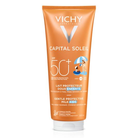 vichy ideal soleil proteccion facial/corporal spf50 niños