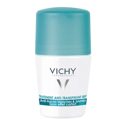 vichy desodorante anti-transpirante 48h antimarcas roll-on 50ml