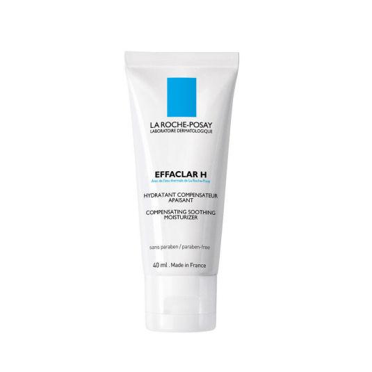 la roche-posay effaclar h crema facial hidratante calmante 40ml