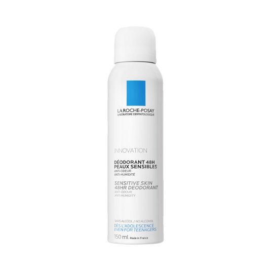 la roche-posay desodorante fisiológico 48h piel sensible 150ml