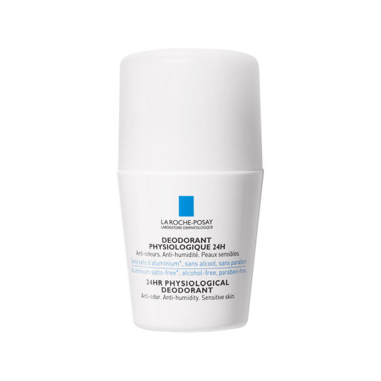 la roche-posay desodorante fisiológico 24h roll-on 50 ml