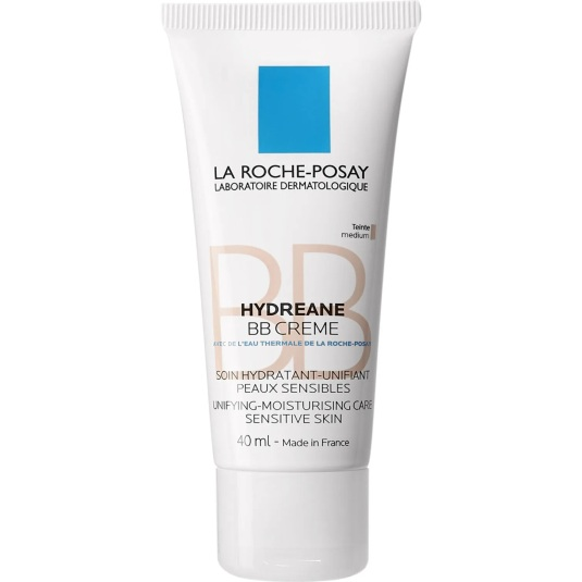 la roche-posay hydreane bb cream piel sensible 40ml