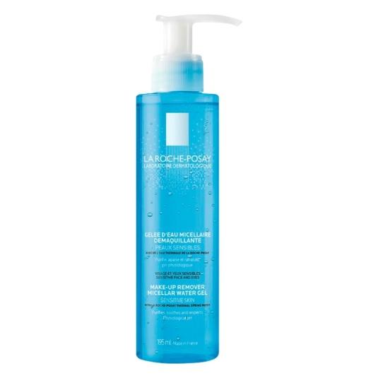 La Roche-Posay Physiological gel micelar desmaquillante fisiológico piel sensible dosificador 125ml