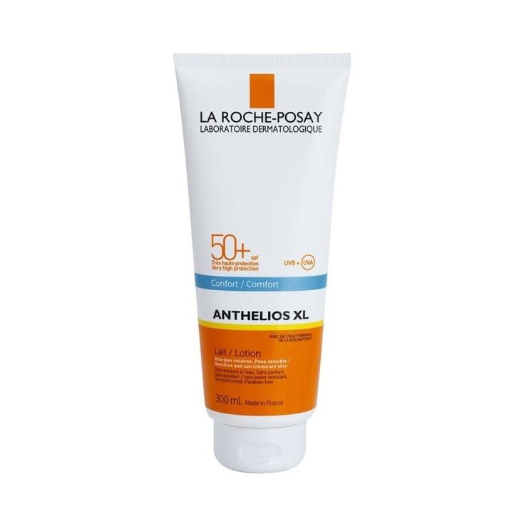 la roche-posay anthelios leche corporal-facial protectora solar spf50 250ml