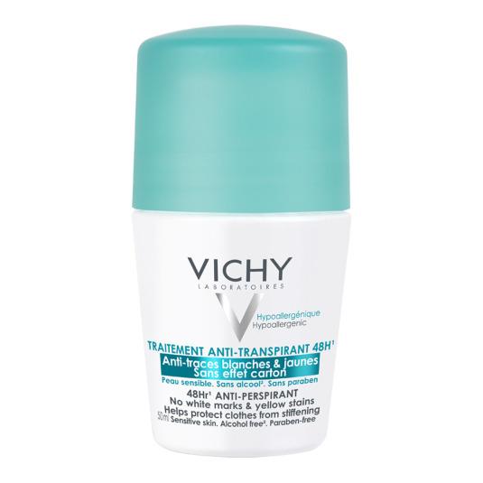 vichy desodorante mineral 48h roll-on 50ml