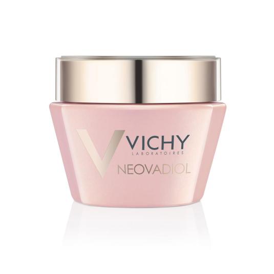 vichy neovadiol rose platinium crema día iluminadora-fortificante pieles maduras