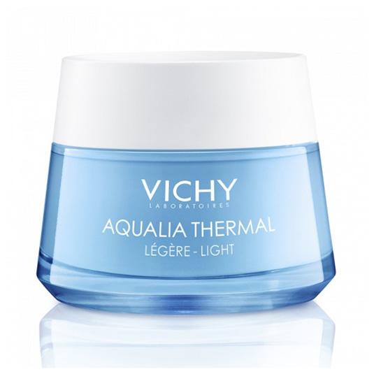 vichy aqualia thermal crema ligera hidratante tarro 50ml