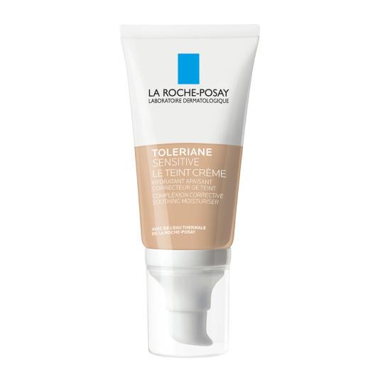 la roche-posay toleriane sensitive le teint crema crema hidratante corrector de tono