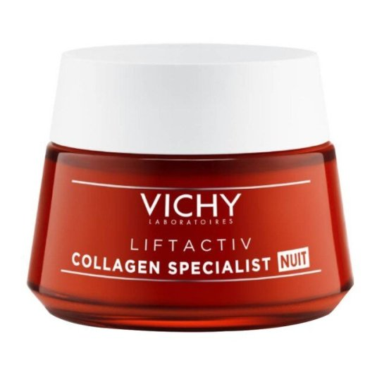 vichy liftactiv collagen specialist crema noche 50ml
