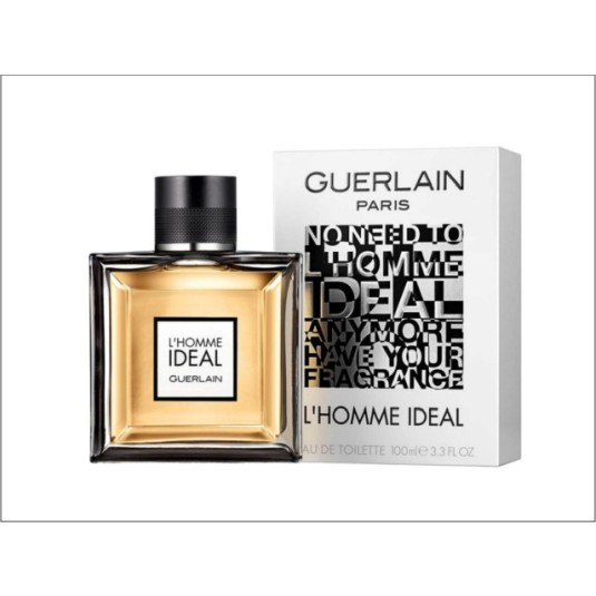 guerlain l homme ideal eau de toilette 100ml