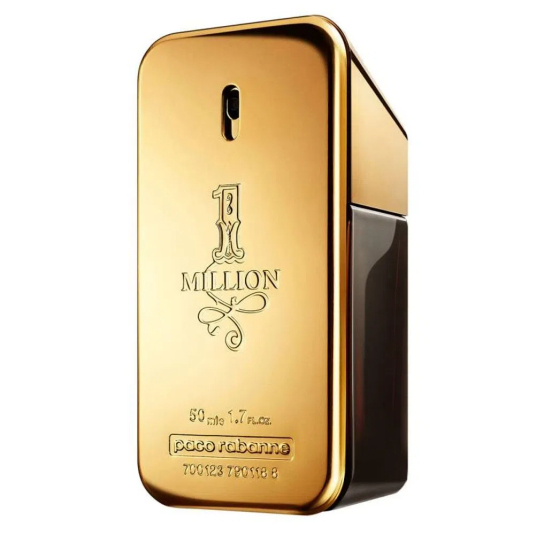 paco rabanne million eau de toilette
