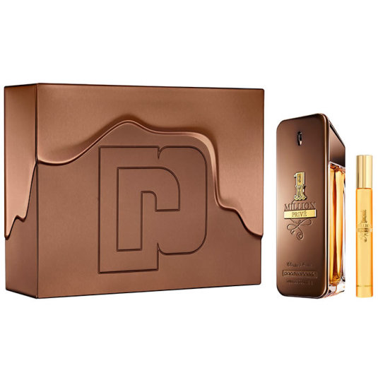 PACO RABANNE MILLION PRIVE EAU DE PARFUM 100ML COFRE 2 PIEZAS