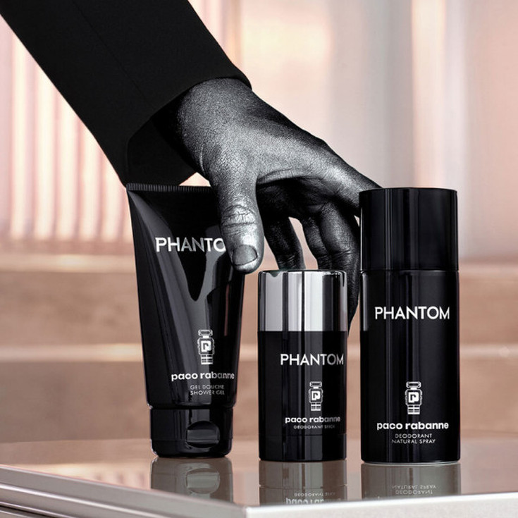 paco rabanne phantom desodorante stick 75ml