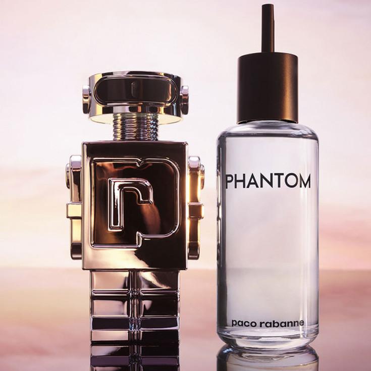 paco rabanne phantom eau de toilette recarga 200ml