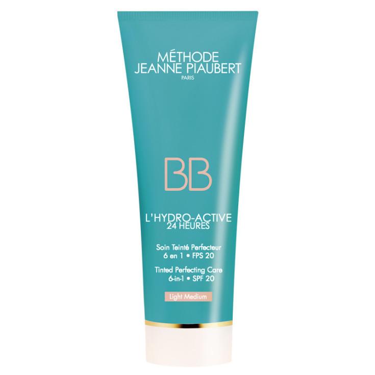 jeanne piaubert l'hydro-active 24h bb cream spf20 50ml
