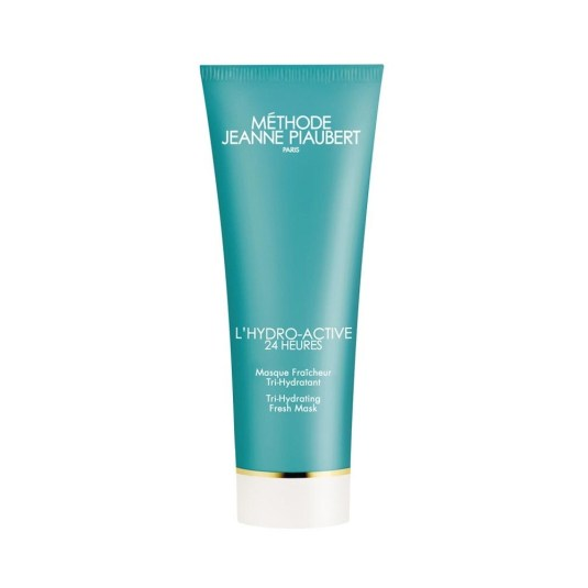 jeanne piaubert l'hydro-active 24h masque fraîcheur tri-hydratant 75ml