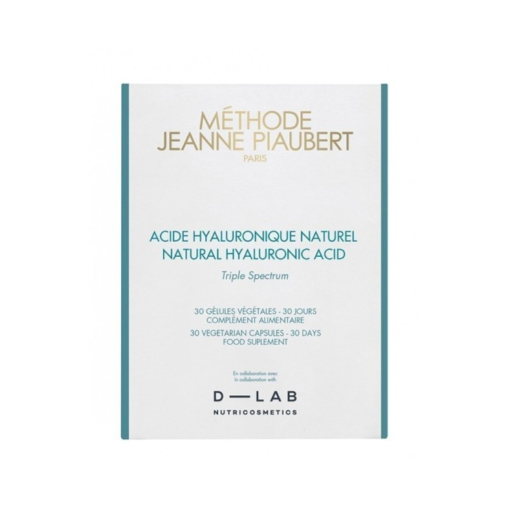 jeanne piaubertl'hydro-active 24h acide hyaluronique naturel 30ud