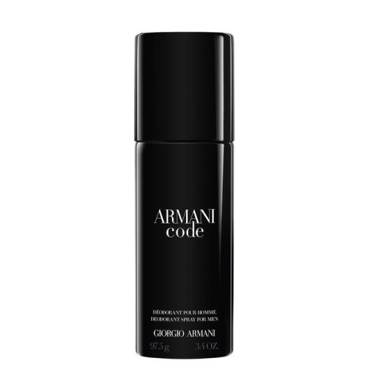 armani code men desodorante spray 150ml