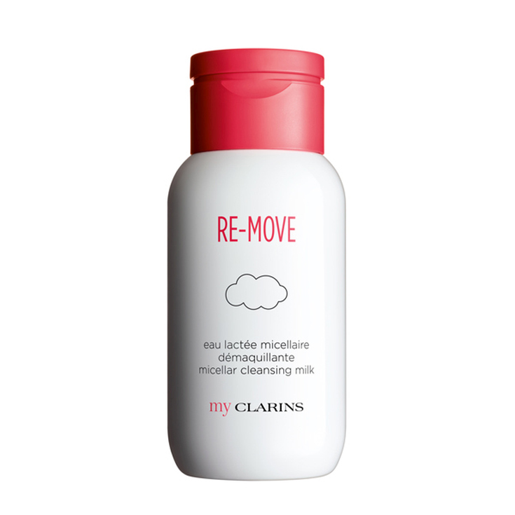 my clarins re-move leche micelar desmaquillante 200ml