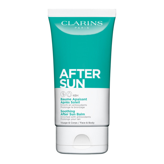 clarins balsamo aftersun 50ml