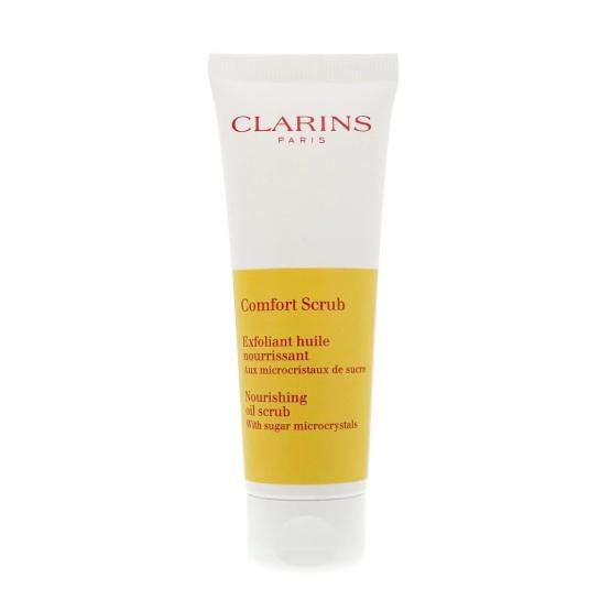 clarins comfort comfort scrub exfoliante facial 50ml