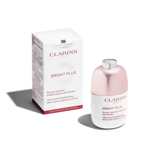 clarins serum bright plus serum intensivo anti-manchas 50ml