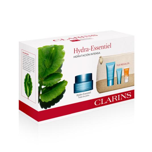 clarins hydra essentiel set