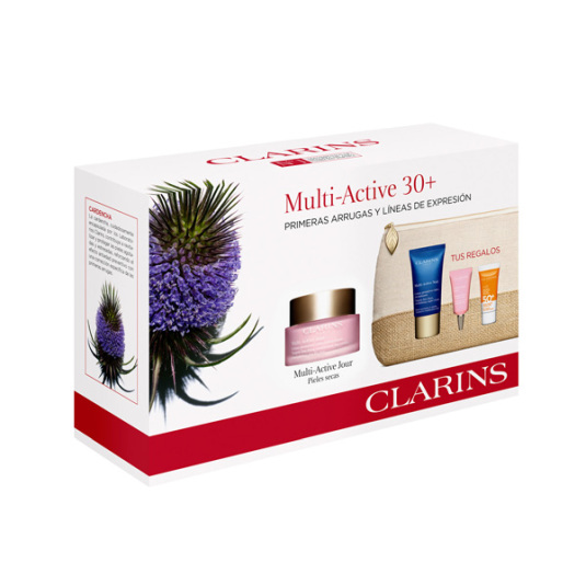 CLARIN MULTI-ACTIVA 30+ SET