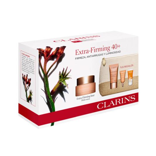 CLARINS EXPERTO EXTRA FIRMING 40+ PIELES SECAS SET