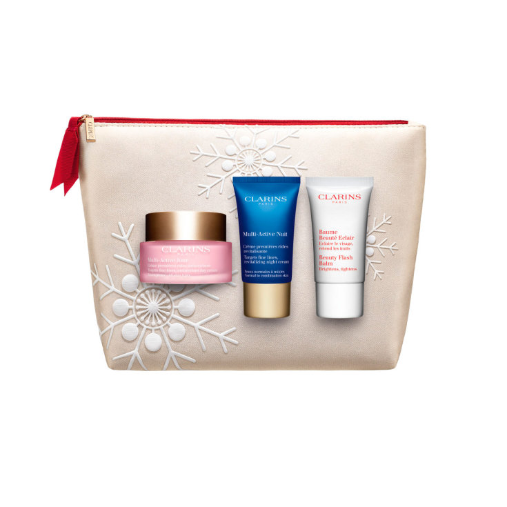 clarins multi-active daily cream 50ml collection 2019 set