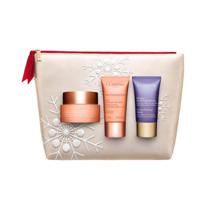 clarins extra-firming daily crema de día 50 collection 2019 set