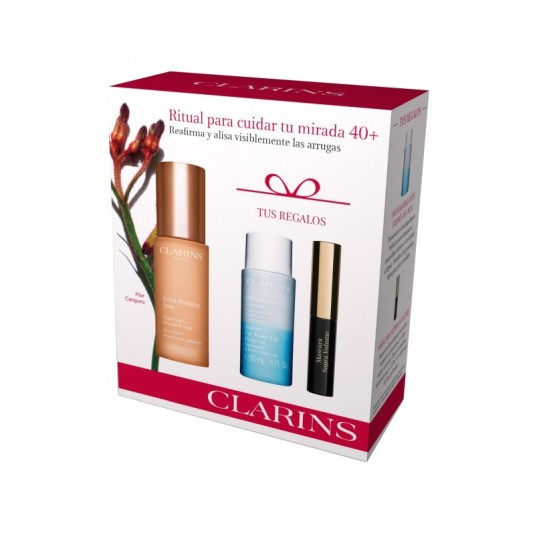 clarins extra firming serum ojos 15 ml cofre