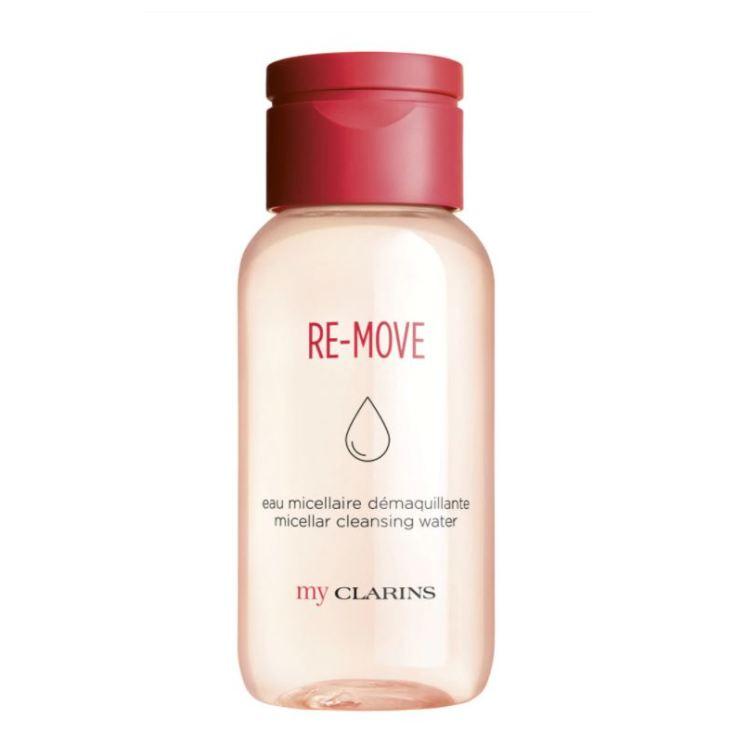 my clarins re-move agua micelar desmaquillante 200ml