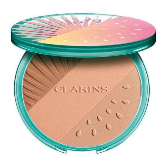 clarins summer collection 2021 bronzing & blush